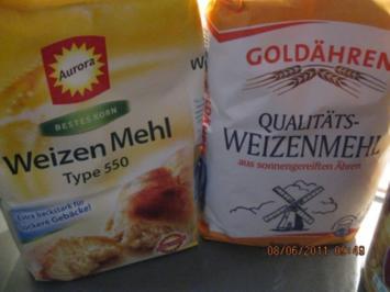 selbst gebackene Brötchen - Rezept