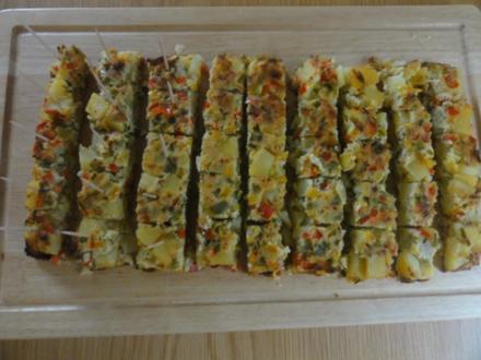 Tortilla - Rezept