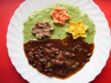Kräutersauce - grüne Wiese - Rezept