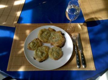 Snack: Pikante Käseschnecken! - Rezept