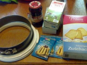 Rezept: Zwieback-Kuchen