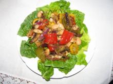 Salate: Lauwarmer Gemüsesalat - Rezept