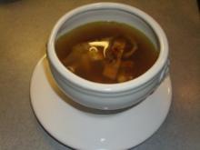 Schnelle Flädlesuppe - Rezept