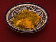 Spanisches Hühnchen mit Gemüse und Kartoffeln aus dem Ofen (Wilson Gonzales Ochsenknecht) - Rezept