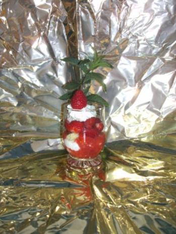 Dessert: Erdbeeren mit Mascarpone - Rezept - Bild Nr. 5