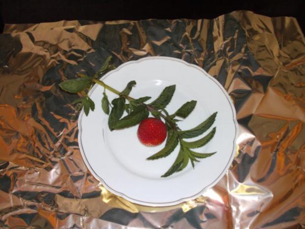 Dessert: Erdbeeren mit Mascarpone - Rezept - Bild Nr. 2