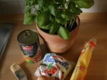 Blätterteigschnecken (herzhaft) - Rezept