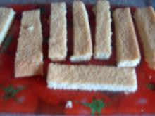 backen: Löffelbiskuit selbst gemacht - Rezept