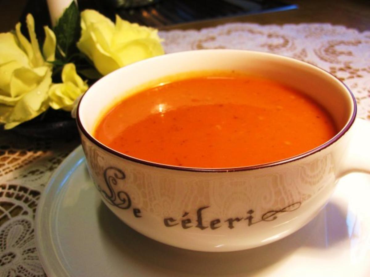 Tomatensuppe Rezept Einfach : tomatensuppe einfach rezept mit bild ~ Yasmunasinghe.com Haus und Dekorationen