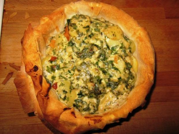 Kartoffeltörtchen - Rezept - Bild Nr. 4