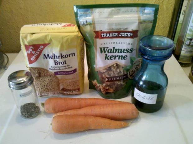 Brot: Mein erstes Vollkornbrot! - Rezept - Bild Nr. 2