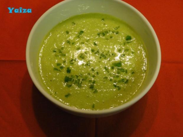 Mojo verde de pimiento - Rezept