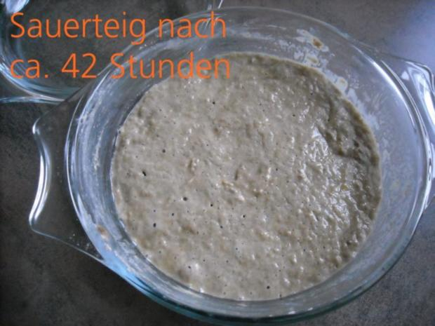 Sauerteig aus eigener Herstellung - Rezept - Bild Nr. 2