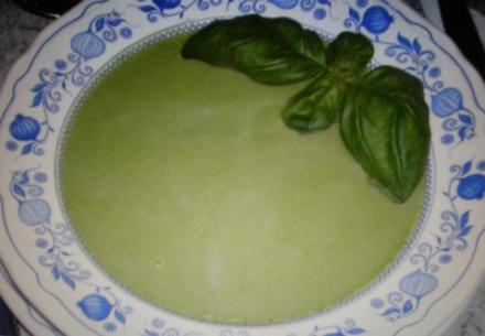 Wirsing-Crème-Suppe - Rezept