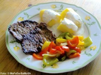 """Steaks """"Cafè-de-Paris"""" - Rezept"""