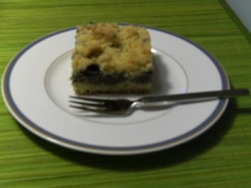Mohnkuchen Vom Blech Rezept Mit Bild Kochbar De