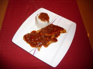 Putenschnitzel mit Malzbier - Rezept
