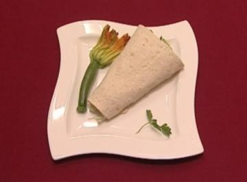 Ugnslagad potatissallad med fiskfile (Kartoffelsalat m. Fischfilet – Isabell Edvardsson) - Rezept