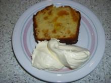 Mandarinenkuchen - Rezept