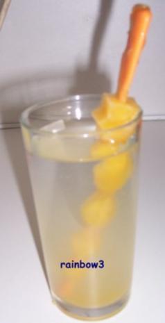 Getränk: Sommerliche Erfrischung - Rezept