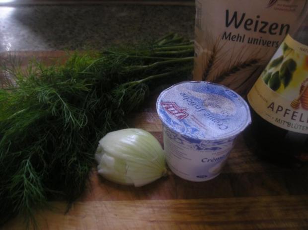 Gekochtes Rindleisch mit Dillsauce - Rezept - Bild Nr. 3