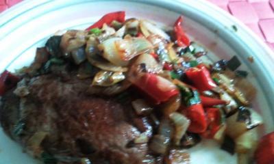 Fewo Höllen-Steak - Rezept