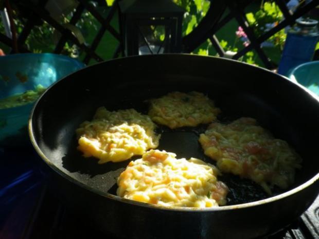 Lachs - Kartoffel - Puffer - Rezept - Bild Nr. 2