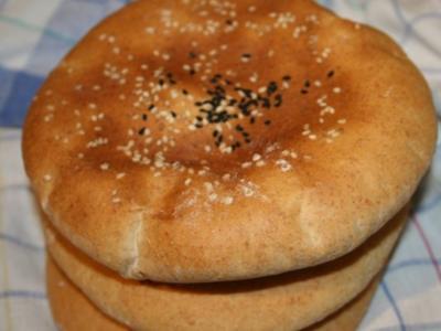 Pide (Usbekische Art) - Rezept