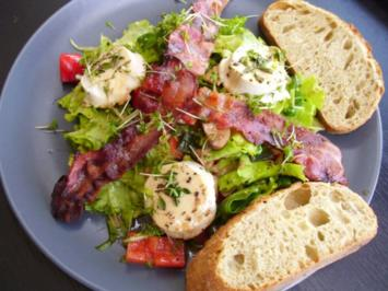 Salat für heiße Tage - Rezept
