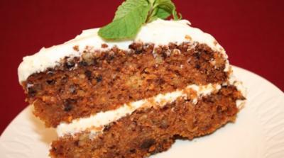 Carrot Cake - Rezept