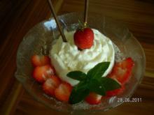Eiscreme Käsekuchengeschmack - Rezept