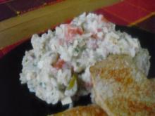 Reissalat mit Feta und Thunfisch - Rezept