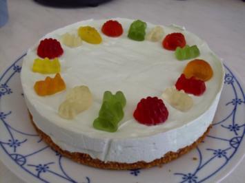28 Philadelphia Torte Mit Gotterspeise Und Keksboden Rezepte
