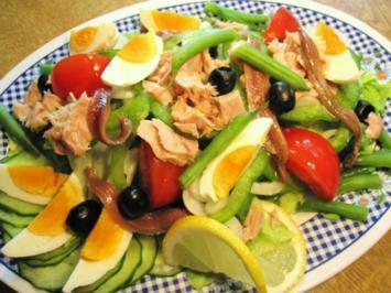 Nizza-Salat ... - Rezept