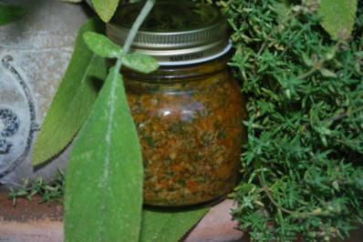 6-Kräuter-Pesto - Rezept
