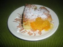 Marillenkuchen (Aprikosen) - Rezept