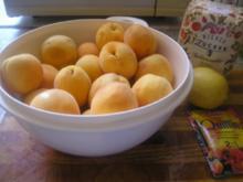 Marillenmarmelade - Aprikosenmarmelade - Rezept