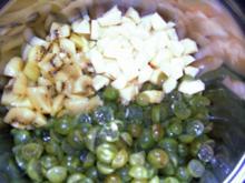 Stachelbeer - Kiwi - Apfel - Marmelade - Rezept