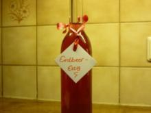 Erdbeer - Essig - Rezept
