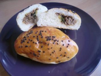 Pogaca, original  türkische Teigtaschen - Rezept