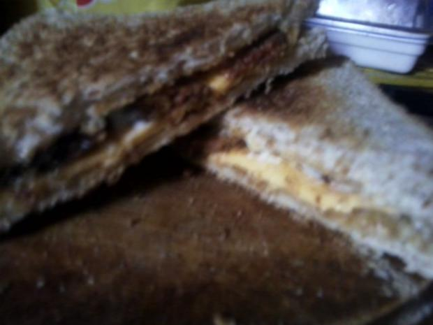 Merguez Sandwich - Rezept