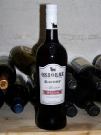 Sherry-Matjes - Rezept