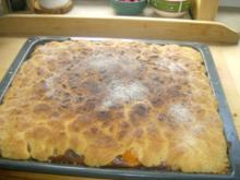 Aprikosen Streuselkuchen - Rezept