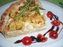 Beilage: Rosmarin - Kartoffelkuchen - Rezept