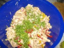 Hähnchensalat - Rezept