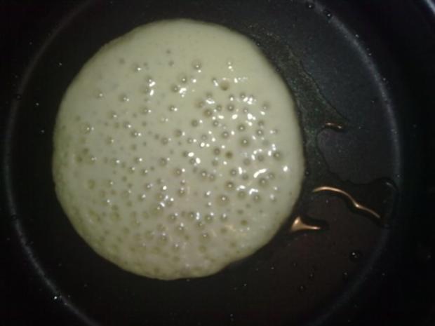 American Pancakes - Rezept - Bild Nr. 5