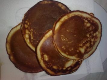 Rezept: American Pancakes
