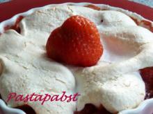 Gratinierte Erdbeeren - Rezept