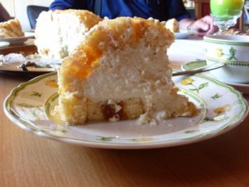 Torten: Zitronen-Charlotte - Rezept