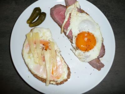 American Breakfast - Rezept